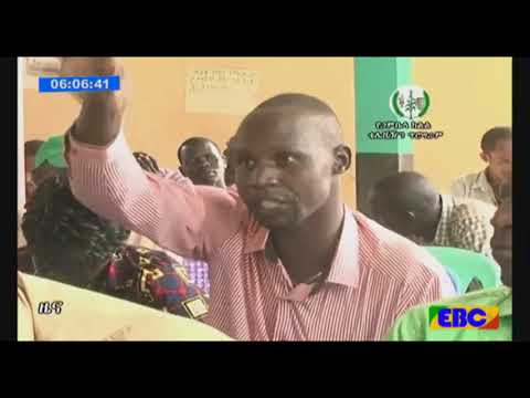 Gambella TV News - November 14, 2017