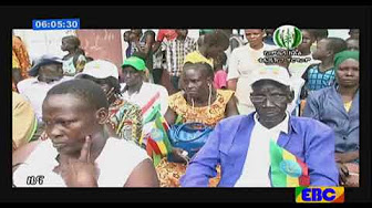 Gambella TV News - October 24, 2017