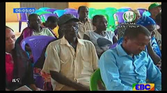 Gambella TV News - November 09, 2017
