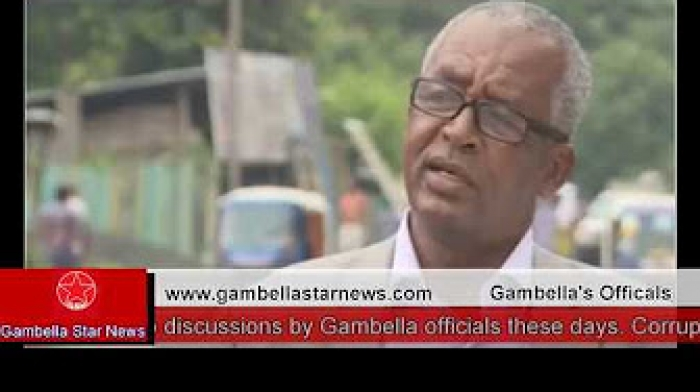 Corruption in Gambella - ሙስና
